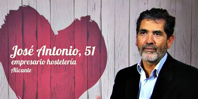 Antonio sobrino First Dates