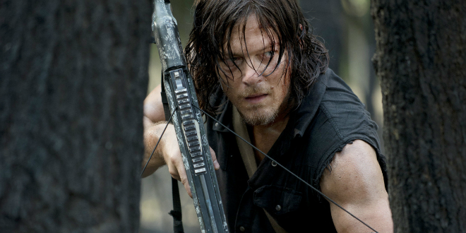 'The Walking Dead': Daryl iba a ser gay.