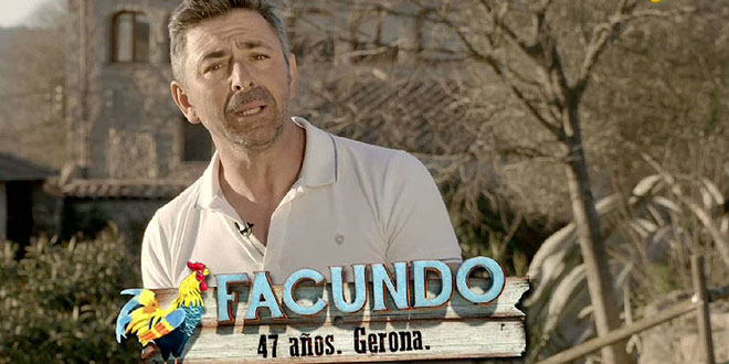 "Photo of Facundo, el primer gay del programa ""Granjero busca Esposa"""