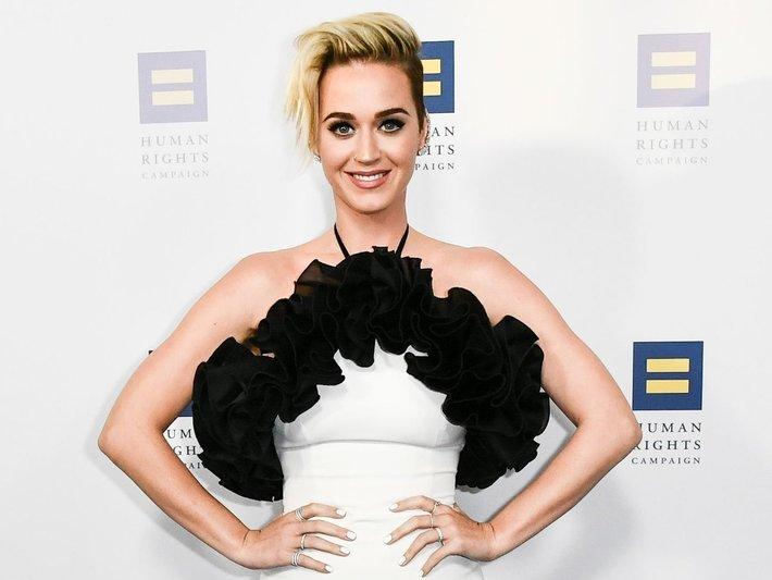 Katy Perry y su parte más LGTB