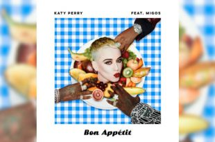 'Bon Appétit', el nuevo tema de Katy Perry