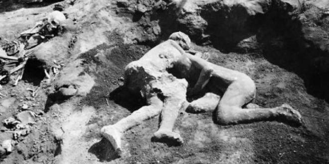 Photo of Los amantes de Pompeya eran dos hombres
