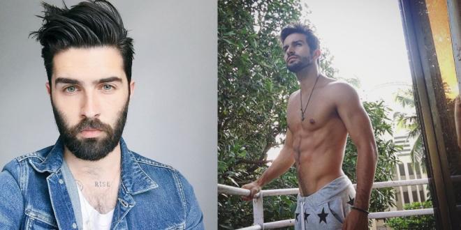 Los tíos con barba más guapos de Instagram