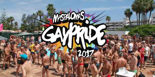 Maspalomas Gay Pride 2017