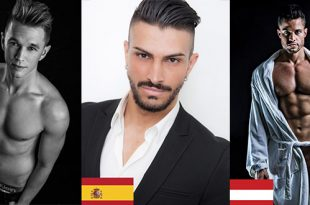 candidatos mister gay world 2017