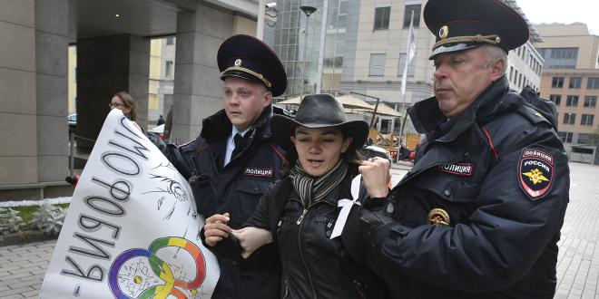 Triángulo exige a Mariano Rajoy que denuncie la represión de la homosexualidad en Rusia ante la ONU y la Unión Europea