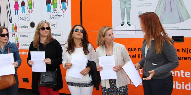 Photo of Regresa el autobús de HazteOír con más LGTBfobia