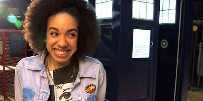 lesbiana en Doctor Who