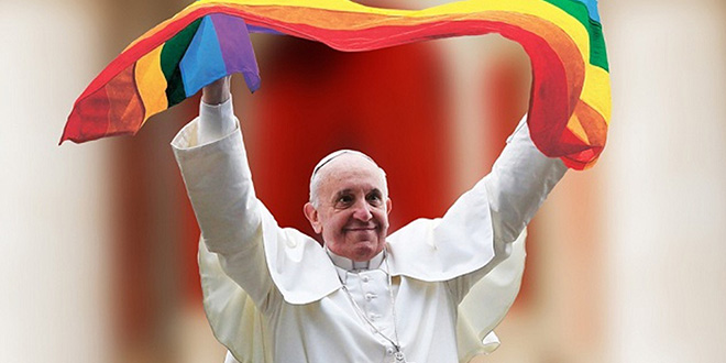 Photo of El nuevo asesor gayfriendly del Papa Francisco