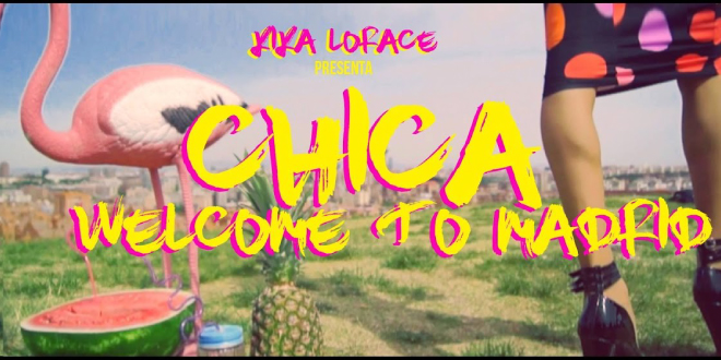 Photo of 'Chica, welcome to Madrid' de Kika Lorace el otro himno del World Pride