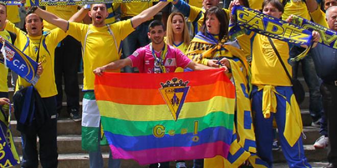 Photo of Celebrado el 2º Orgullo LGTB Deportivo, organizado por Nenas Cadistas