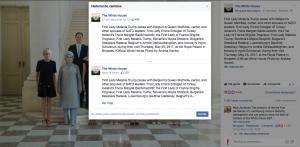 La Casa Blanca omite al marido del Primer Ministro de Luxemburgo