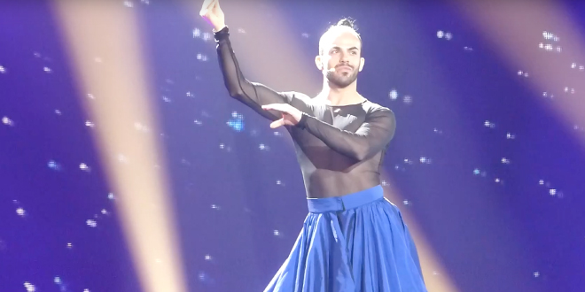 Photo of Montenegro nuestro favorito en Eurovisión