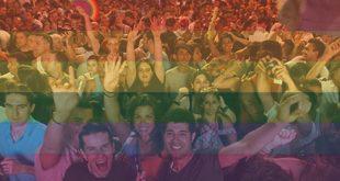 Programación del Orgullo Gay de Cádiz