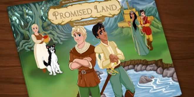 Photo of 'Promise Land', el primer cuento LGBT para educar con respeto