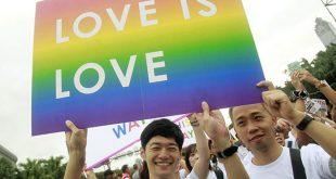 Taiwán sí quiere el matrimonio igualitario
