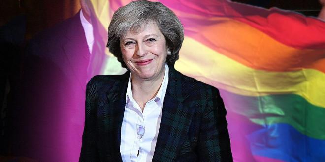 Photo of La Primera Ministra Británica propone una acción urgente contra la persecución de gays en Chechenia