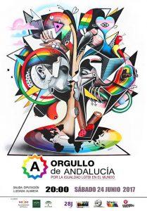 Cartel Orgullo LGTBI Sevilla