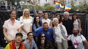 El Pregón Multitudinario del WorldPride Madrid
