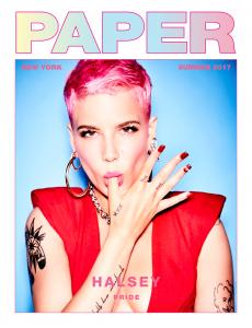Halsey y el tabú de la bisexualidad