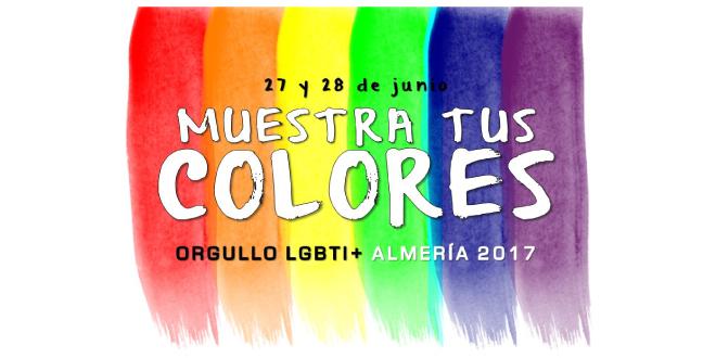 Photo of Almería celebra su Orgullo LGBTI el 27 y 28 de junio