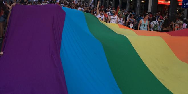Aquí tienes el Manifiesto del Orgullo LGTBI de Sevilla