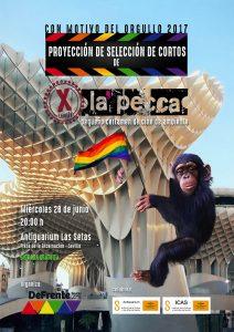 La PECCA Orgullosa: Los mejores cortometrajes LGBT