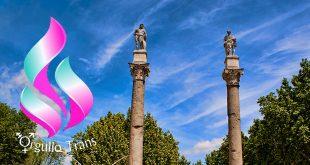 Celebración del Orgullo Trans en Sevilla