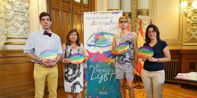 """Denuncian en Valladolid una agresión homófoba al grito de """"maricones, sidosos y pederastas"""""""