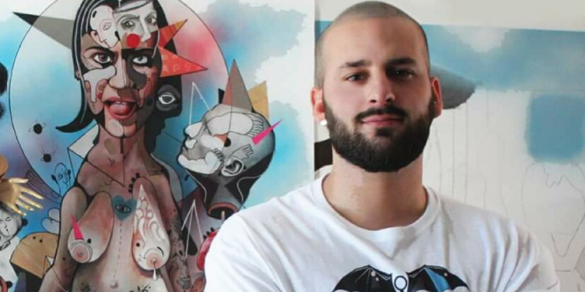 Hablamos con Daniel Dalopo, más allá del artista del Cartel