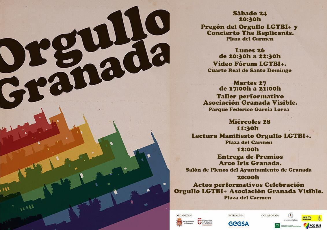 Orgullo LGBTI de Granada