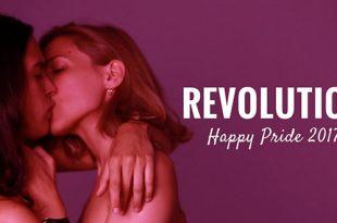 #KissingRevolution: Celebra tu amor con orgullo y las youtubers Devermut