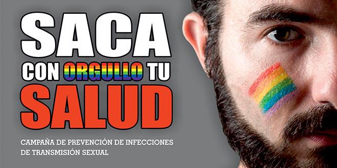 Photo of La campaña «Saca con Orgullo tu Salud» promueve la prevención de ITS en Andalucía