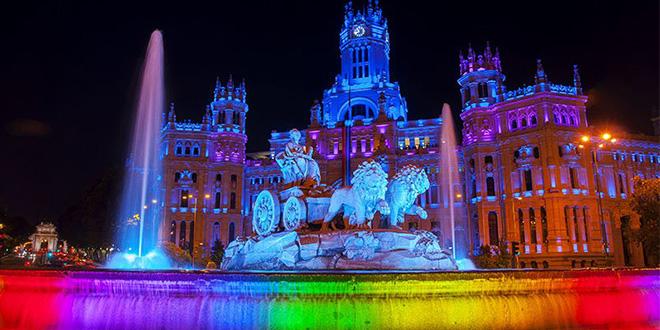Madrid, ciudad del amor durante el WorldPride