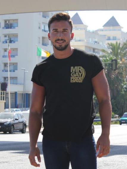 Candidatos a Mr. Gay Pride España 2017