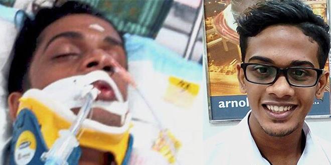 Photo of Muere el joven malasio que fue golpeado, violado y quemado por ser gay