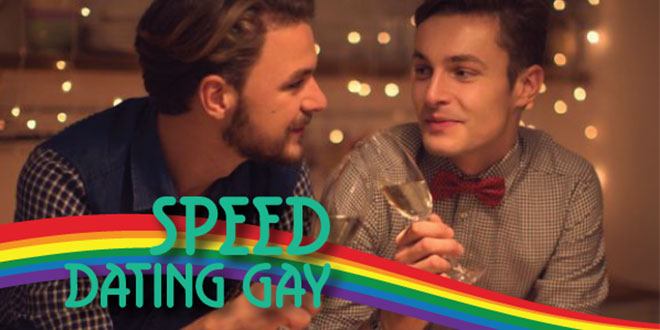 Speed Dating Gay: Nueva forma de encontrar pareja