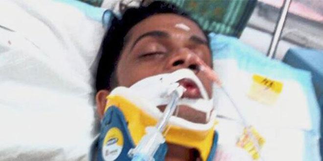Un adolescente gay en estado de muerte cerebral tras haber sido golpeado y violado