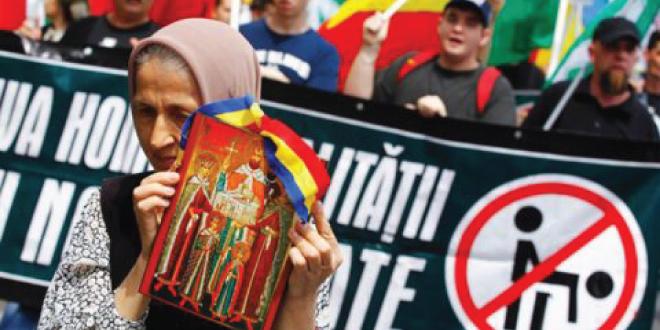 Photo of Un centenar de ONG pide rechazar referendo rumano sobre la unión homosexual
