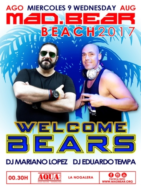 Mad Bear Beach Torremolinos