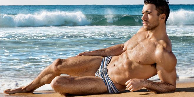 Bañadores de hombre más sexys para este verano