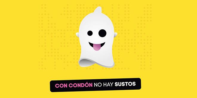 Campaña del Instituto Andaluz de la Juventud para la prevención del VIH