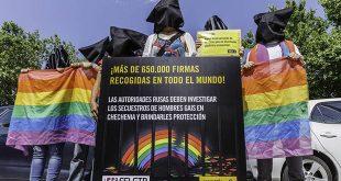 27 personas asesinadas por ser gay o bisexual en Chechenia