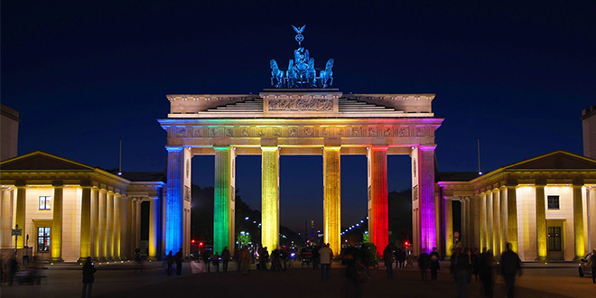 El Orgullo de Berlín celebra el Matrimonio Igualitario
