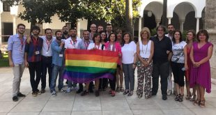 El Parlamento admite a trámite por unanimidad la Ley de derechos del colectivo LGTBI