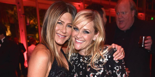 Photo of Jennifer Aniston vuelve a la tele junto a Reese Witherspoon