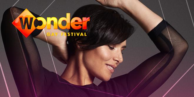 programación del Wonder Gay Festival contará con el primer concierto de Rosa López