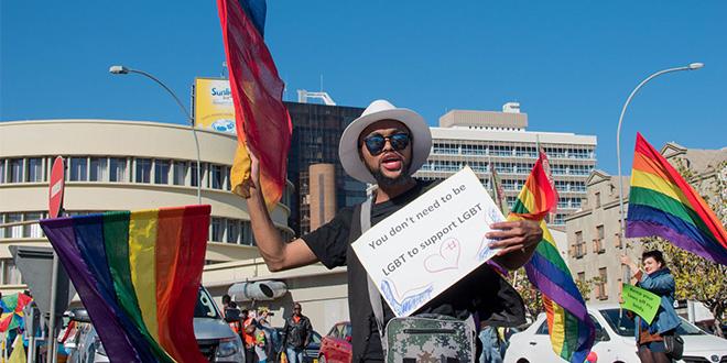 Pride de Namibia
