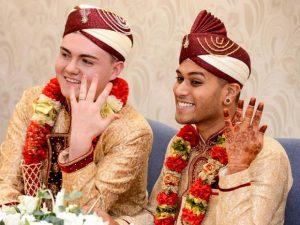 Primera pareja musulmana gay se casa en Reino Unido