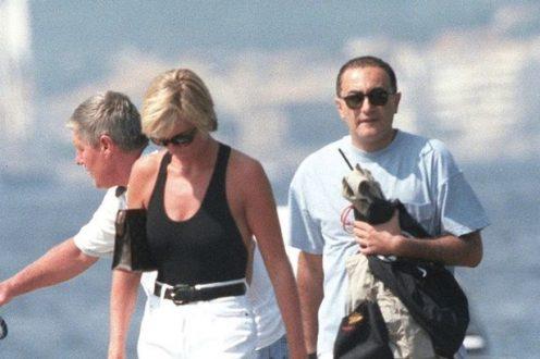 LadyDi y Al Fayet